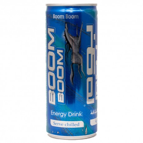 تصویر نوشیدنی انرژی زا بوم بوم BOOM BOOM