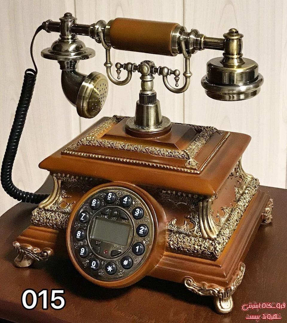 تصویر تلفن رومیزی آرنوس مدل 015 کد کالا 1573