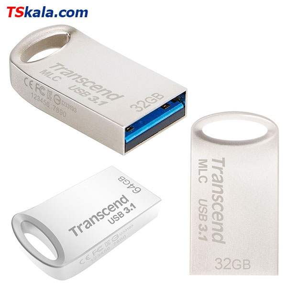 تصویر فلش مموری ترنسند Transcend JetFlash 710S USB3.0 8GB