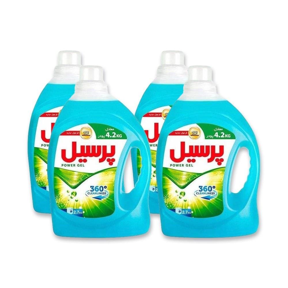 تصویر مایع لباسشویی  پرسیل 2.7 لیتر