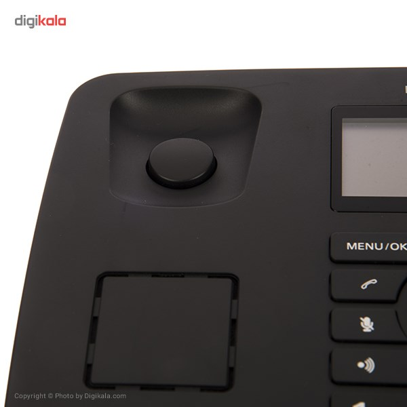 تصویر تلفن رومیزی بیسیم و باسیم موتورولا مدل سی 4201 اچ Motorola C4201H Corded/Cordless Combo Telephone