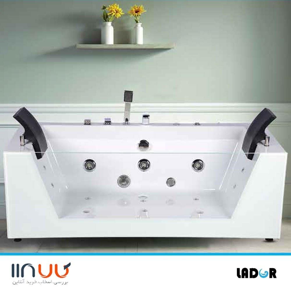وان و جکوزی حمام لادر LADOR مدل 410 |