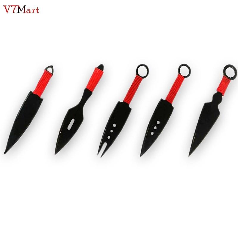 تصویر انواع چاقو های پرتابی حرفه ای