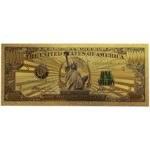 تصویر اسکناس یک میلیون دلار امریکا