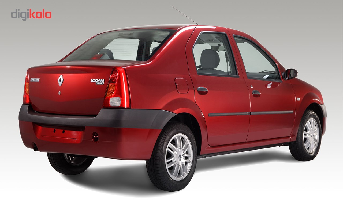 img خودرو تندر دنده اي ايران خودرو سال 1397 Renault Tondar 1397 MT