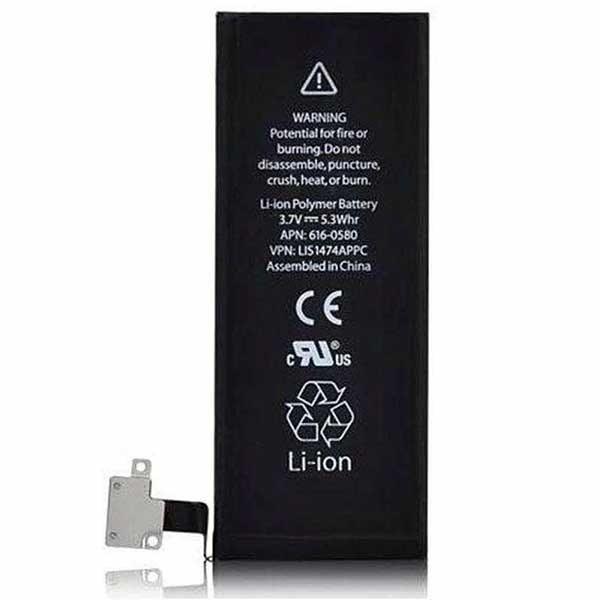 تصویر باتری اورجینال موبایل اپل آیفون Apple iPhone 4S Apple iPhone 4S Original Battery
