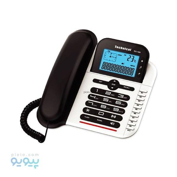 تصویر تلفن تکنیکال مدل TEC-1082