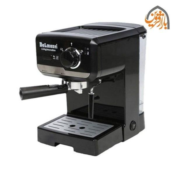 تصویر اسپرو ساز 3 کاره دلمونتی مدل DL645 Delmonti DL645 Espresso Machine