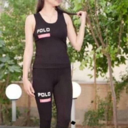 تاپ و ساپورت شلوارک زنانه دخترانه