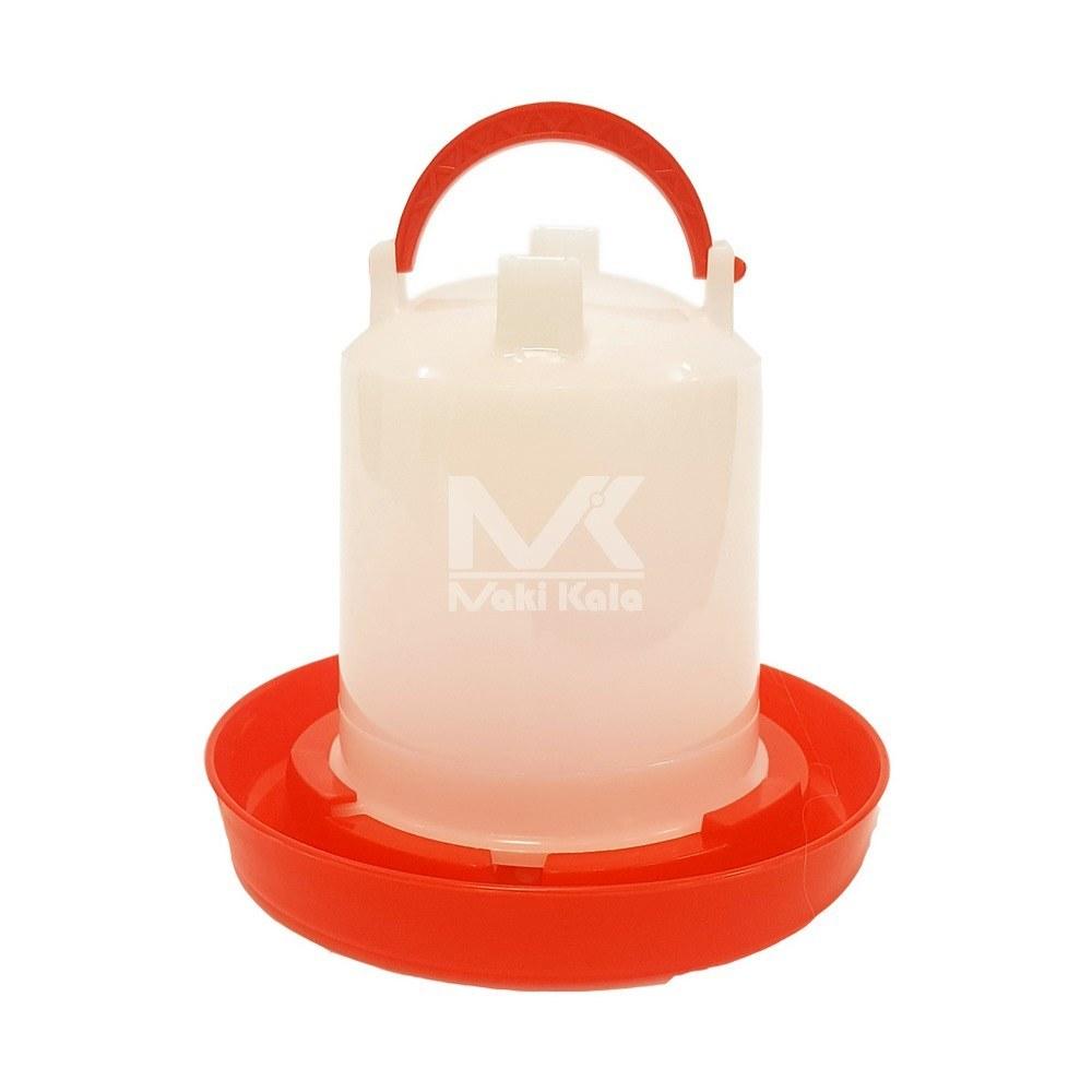 آبخوری دستی 4 لیتری طرح رزما مدل دسته دار |