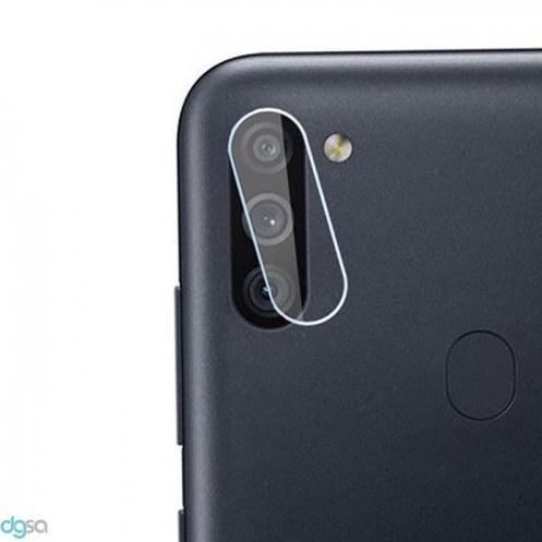 تصویر محافظ لنز دوربین مناسب برای گوشی موبایل سامسونگ Galaxy A11