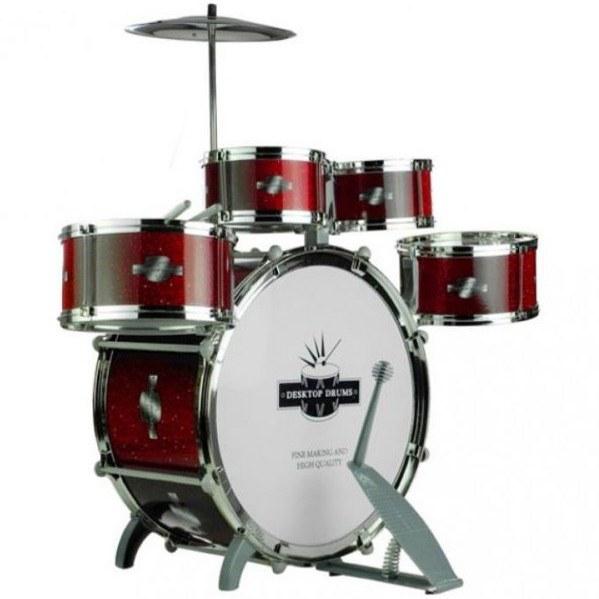 تصویر ست درام مدل 9008e-1 drum set 9008e-1