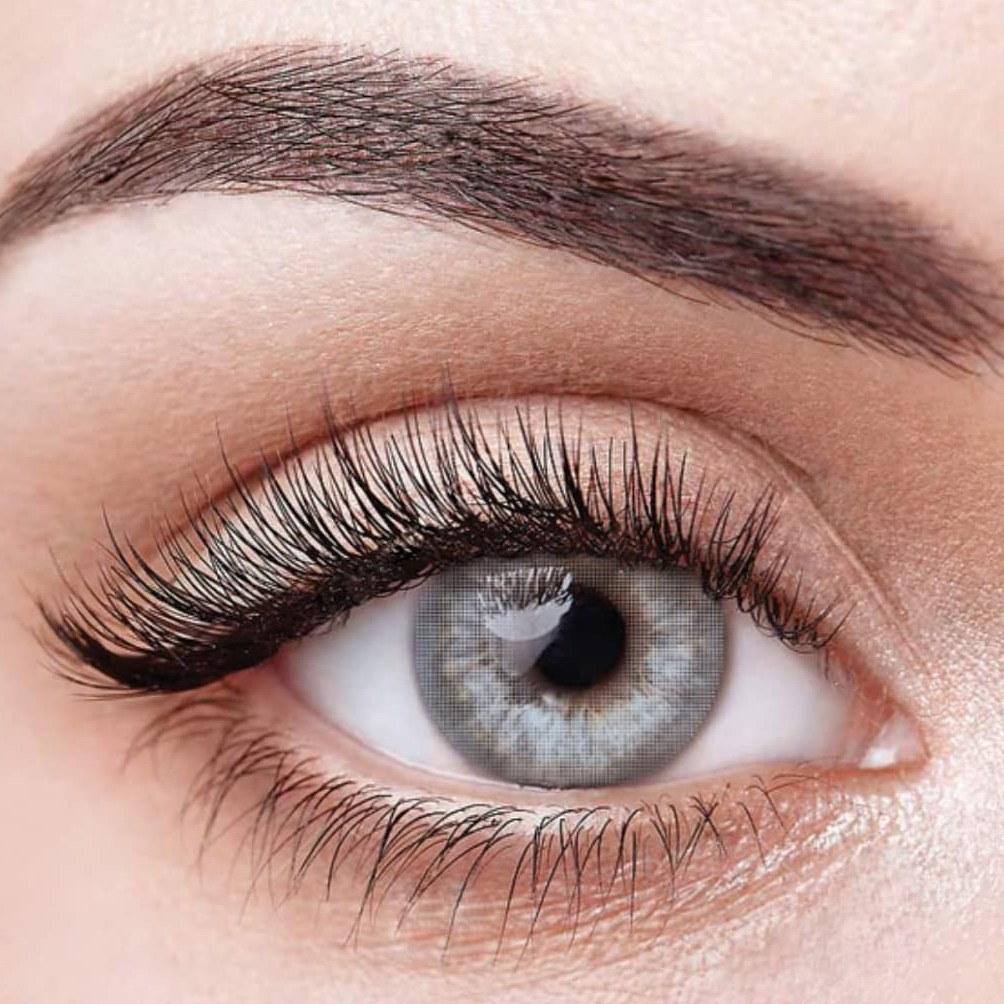 تصویر لنز چشم گریس هرا شماره 1 رنگ خاکستری