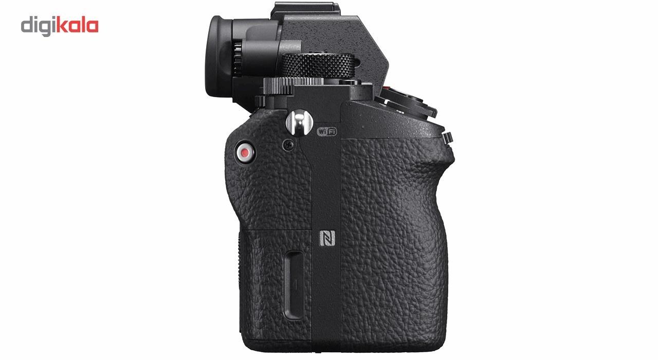 img دوربین دیجیتال بدون آینه سونی مدل A7 II بدون لنز Sony A7 II Mirrorless Digital Camera Body Only