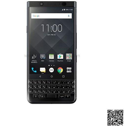 گوشی بلک بری کی وان بلک ادیشن 64 گیگابایت | Blackberry keyone Black Edition 64G