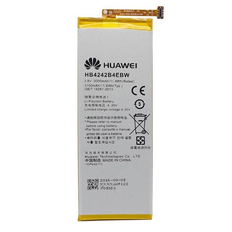 تصویر باتری گوشی هواوی هانر 6 ا Huawei Honor 6 Battery Huawei Honor 6 Battery