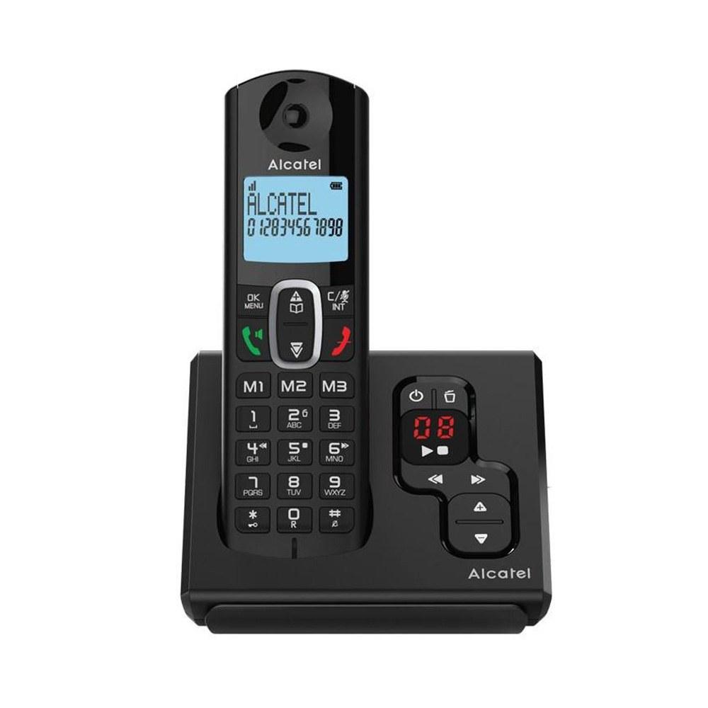 تصویر تلفن بی سیم آلکاتل مدل F680 Voice Alcatel F680 Voice Wireless Phone