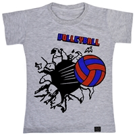 تصویر تی شرت پسرانه 27 طرح والیبال کد V57