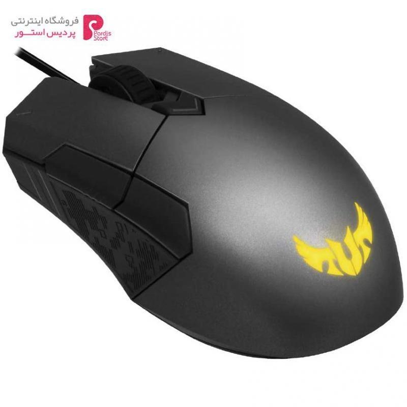 تصویر موس گیمینگ ایسوس TUF GAMING M5 ASUS TUF Gaming M5 Mouse
