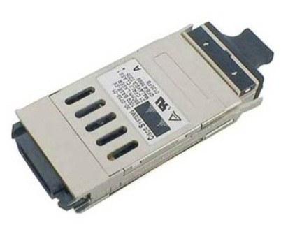 تصویر ماژول فیبر نوری سیسکو مدل WS-G۵۴۸۴ CISCO WS-G5484 GBIC Transceiver Modules