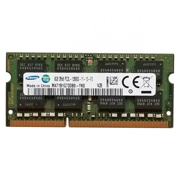 رم لپ تاپ سامسونگ مدل DDR3L 1600MHz ظرفیت 8 گیگابایت | Samsung DDR3L 1600MHz PC3L RAM 8GB
