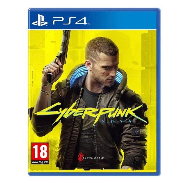 تصویر Cyberpunk 2077-PS4