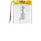 باطری لیتیوم پلیمر483443 باظرفیت800میلی امپر   Battery Litum polymer483443 800mAh