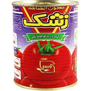 تصویر رب گوجه فرنگی زشک 400 گرمی
