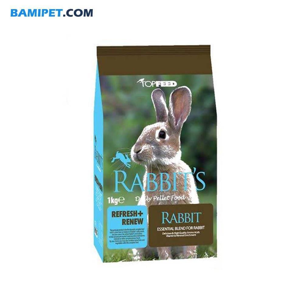تصویر غذای خرگوش تاپ فید Top Feed Rabbit Food