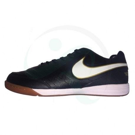 کفش فوتسال طرح نایک تمپو مشکی Nike Timpo
