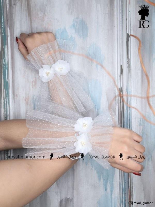 مدل دستبند عقد عروس