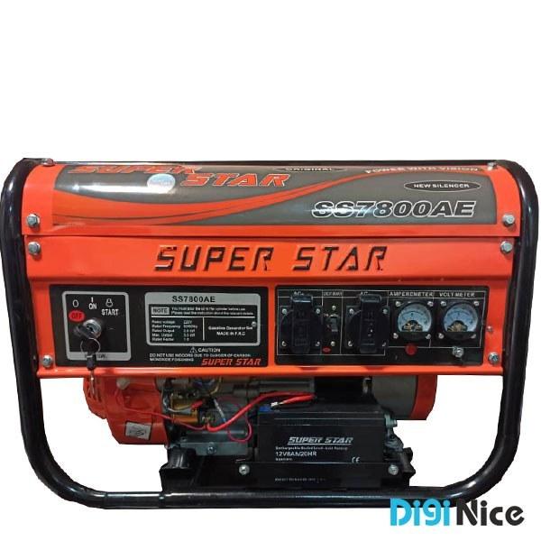 تصویر موتور برق سوپر استار مدل SS7800AE