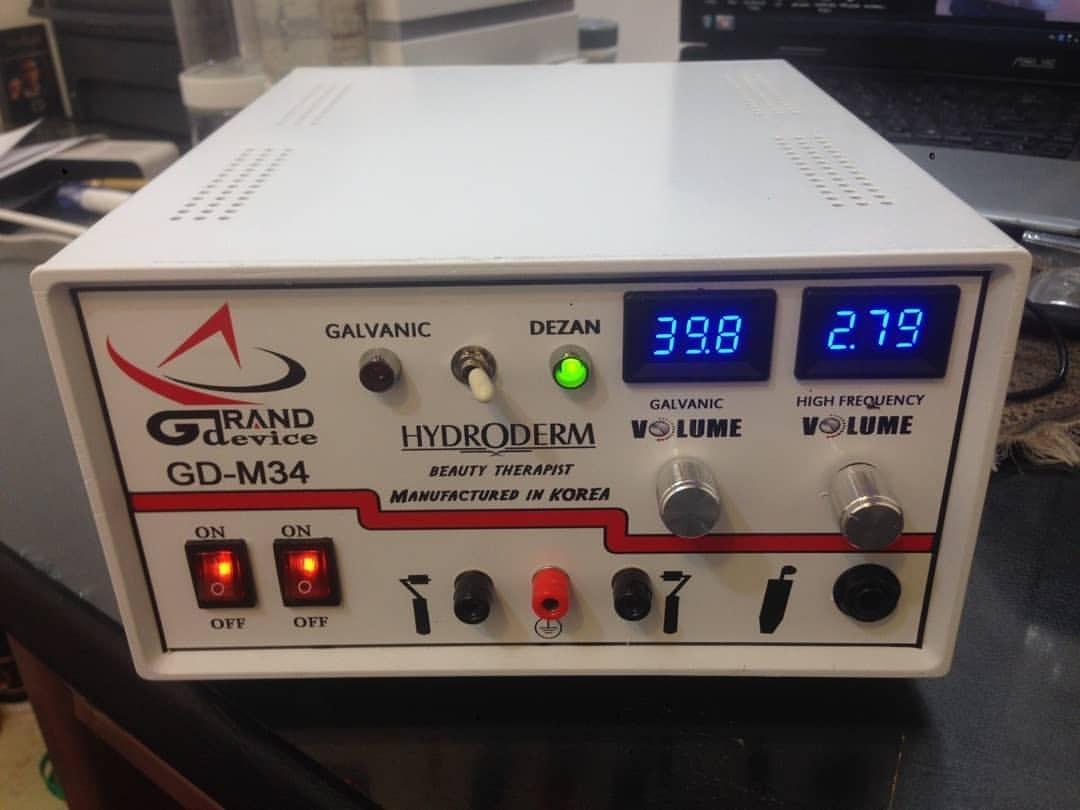 دستگاه هیدرودرم Hydrodermy