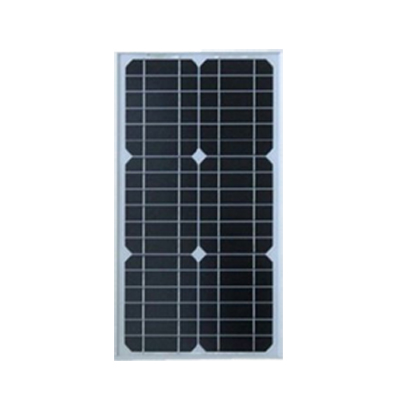 main images پنل خورشیدی مونو کریستال 20 وات OSDA مدل ODA20W-18-M