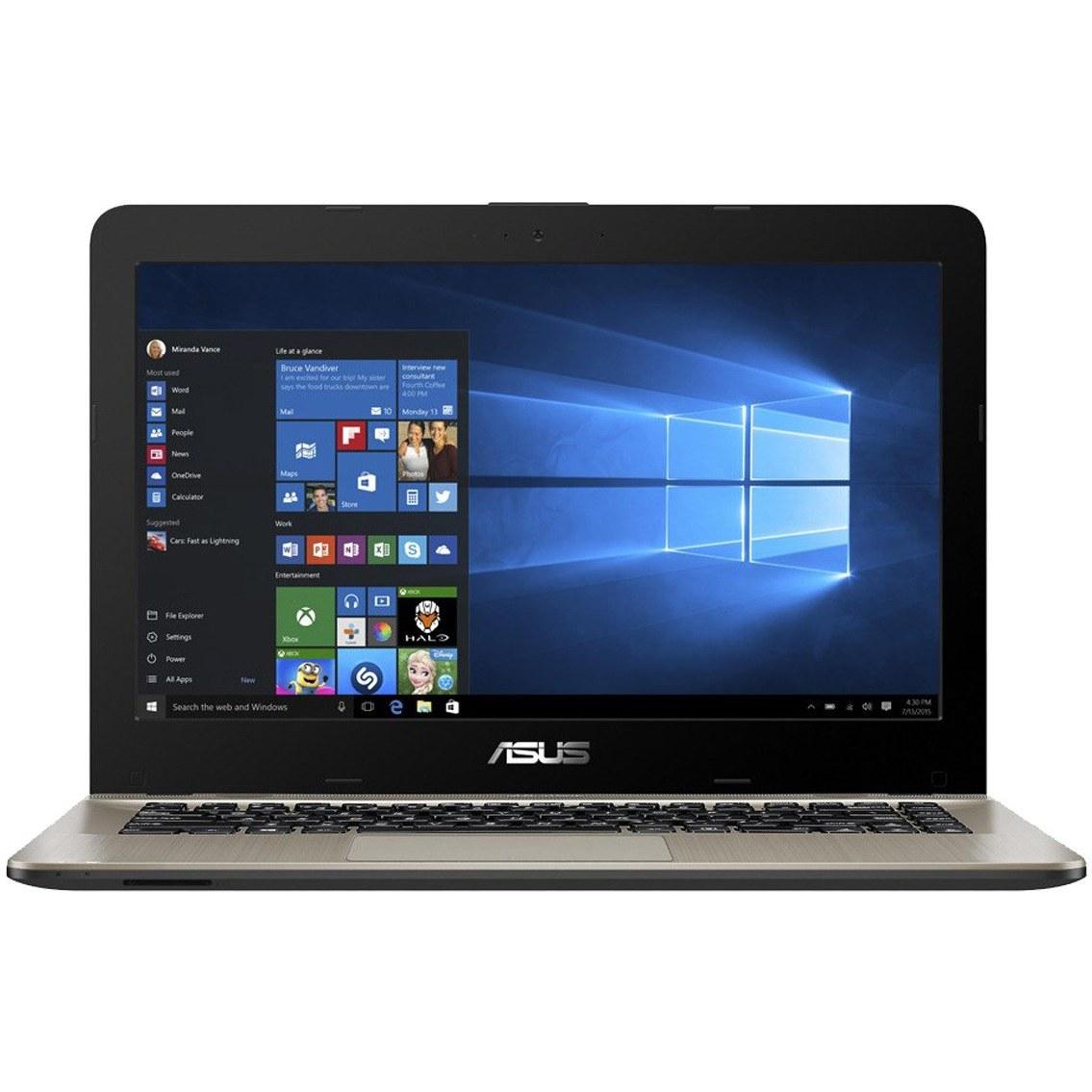 لپ تاپ ایسوس  ASUS X441UV Core i7 12GB 2TB 2GB Full HD Laptop