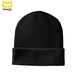 تصویر کلاه بافت زمستانی