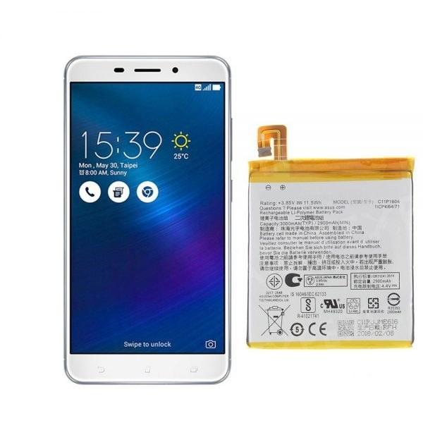 تصویر باتری اصلی ایسوس Asus Zenfone 3 Laser ZC551KL