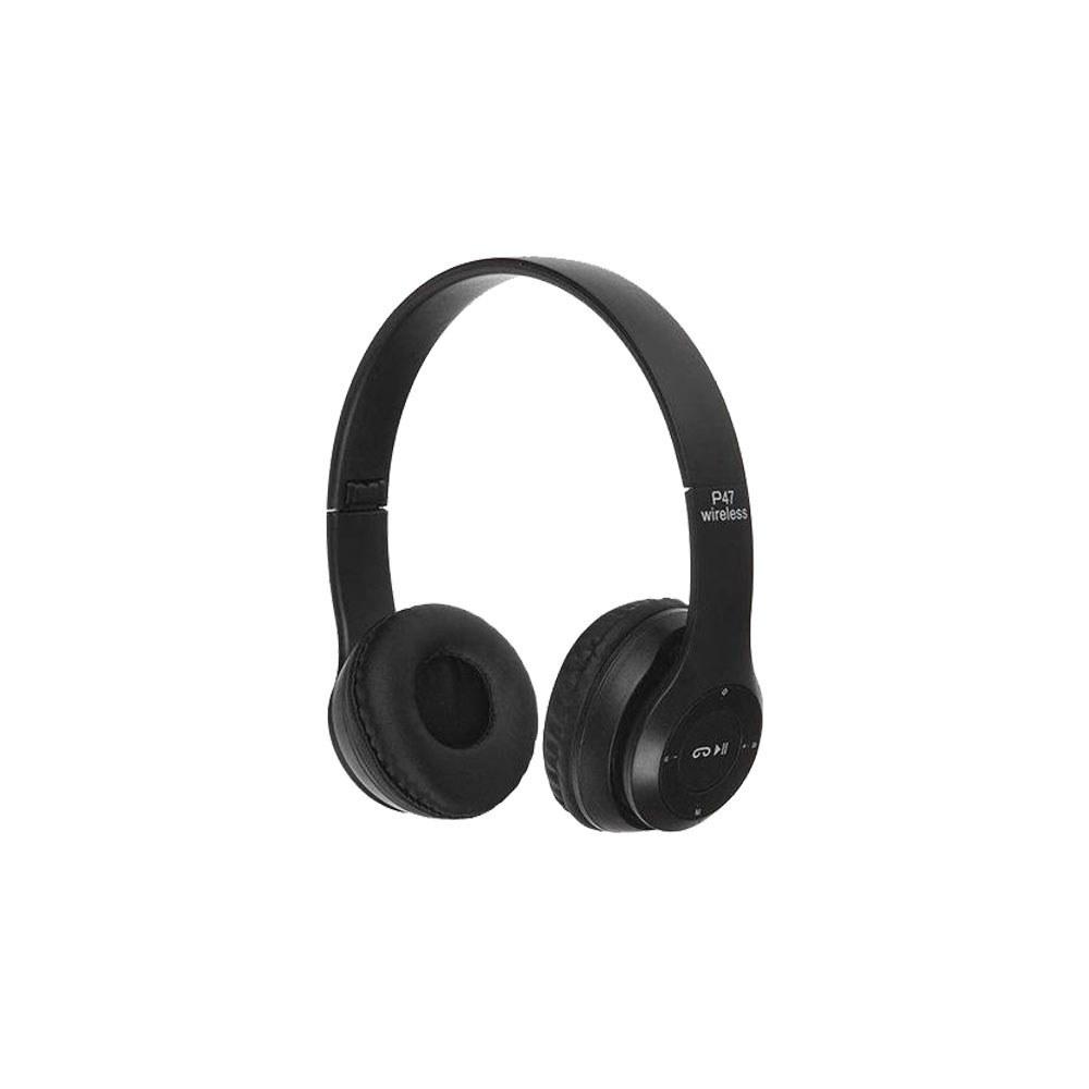 تصویر هدفون بلوتوثی مدل P47 wireless headphone p47