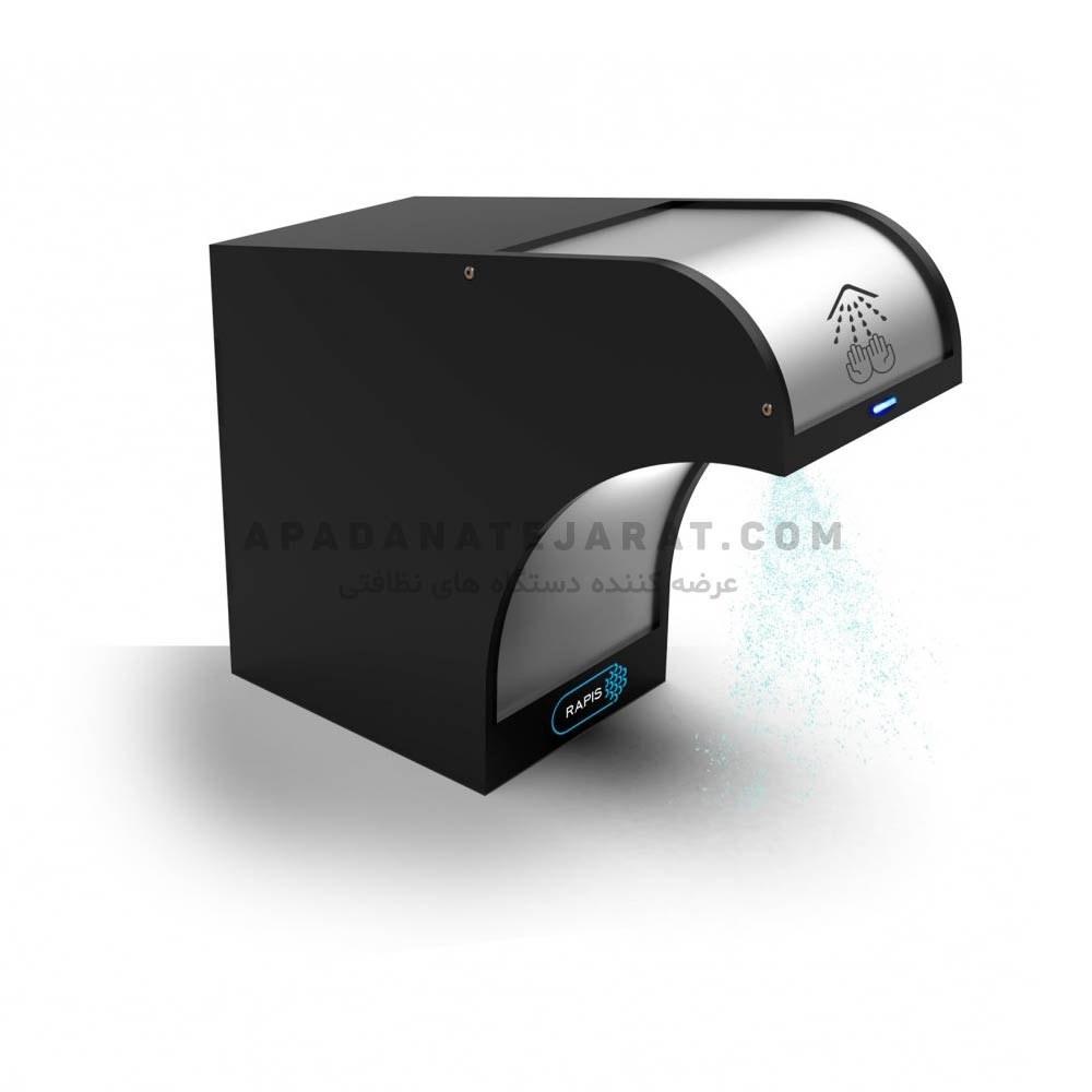 تصویر دستگاه  محلول پاش ضدعفونی اتوماتیک PA-150