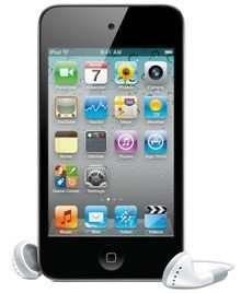 تصویر اپل آی پاد تاچ نسل چهارم - 8 گیگابایت