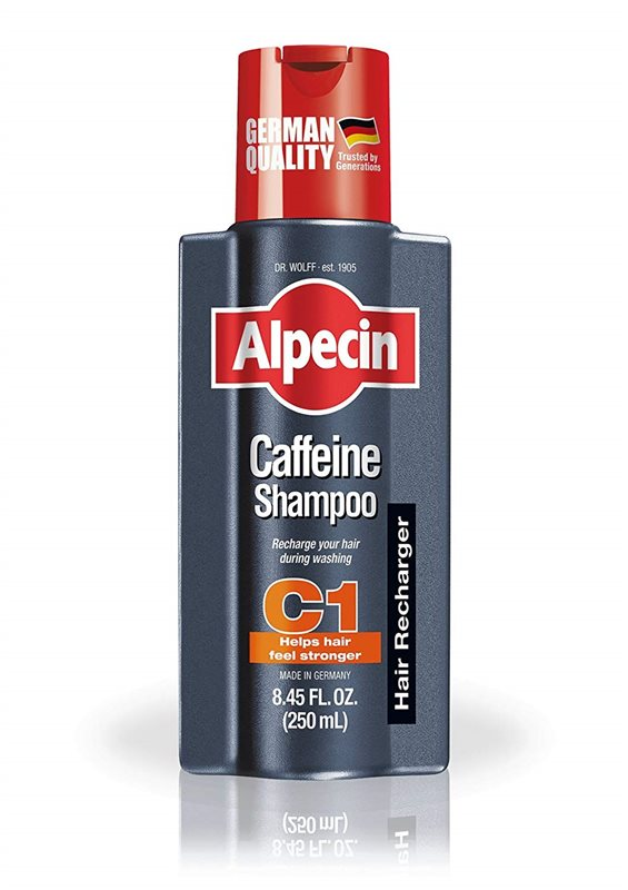 تصویر شامپو کافئین C1 آلپسین انرژایزر Alpecin Energizer C1 Caffeine Shampoo