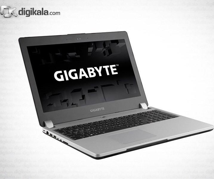 img لپ تاپ ۱۵ اینچ گیگابایت U35F Gigabyte U35F | 15 inch | Core i7 | 8GB | 750GB | 4GB