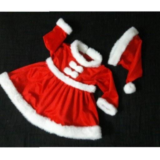 لباس کریسمس دخترونه |