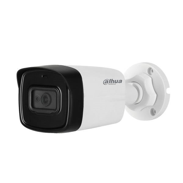 تصویر دوربین مداربسته داهوا HAC-HFW1200TLP 2MP HDCVI IR Bullet Camera HAC-HFW1200TLP