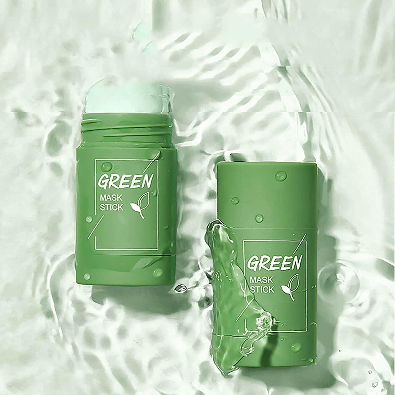 تصویر ماسک استیکی green mask stick