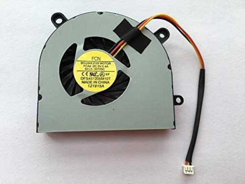 تعویض پنکه Z-one برای سازگار با MSI GP60 CX61 GE620 CR650 FX600 FX610 FX603 FX620 سری CPU خنک کننده فن خنک کننده E330800220F05 3-سیم 3-پین
