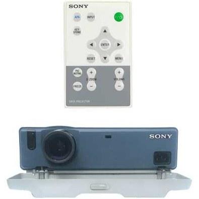 تصویر کنترل ویدئو پروژکتور سونی مدل VPL-CX2