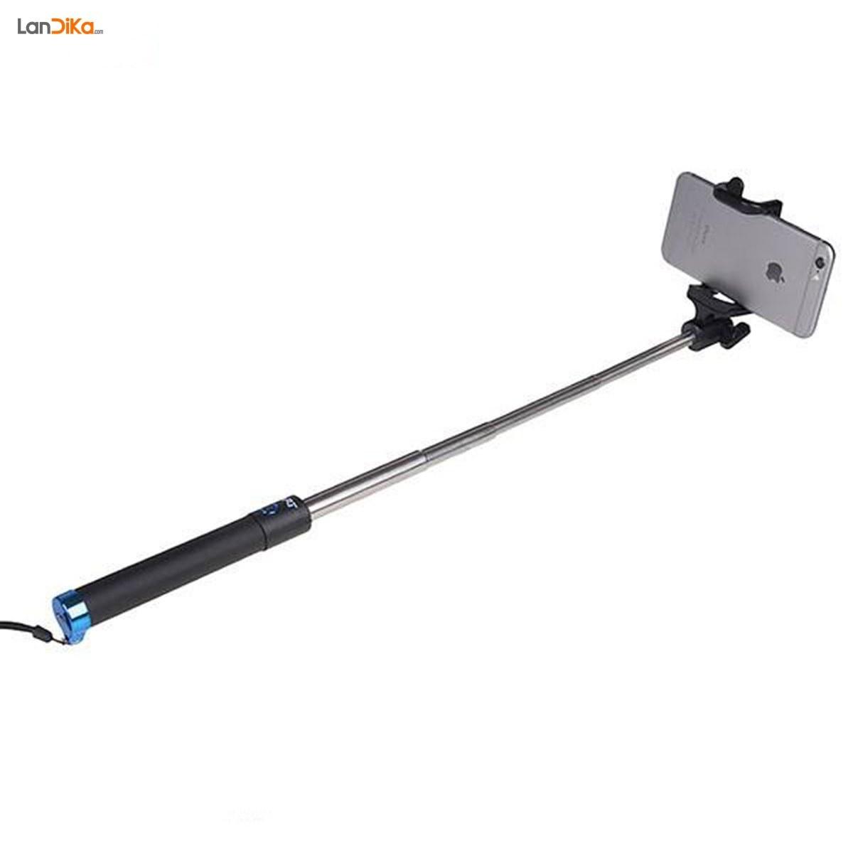 تصویر مونوپاد بی سیم بلوتوثی ART مدل Selfie Stick ART