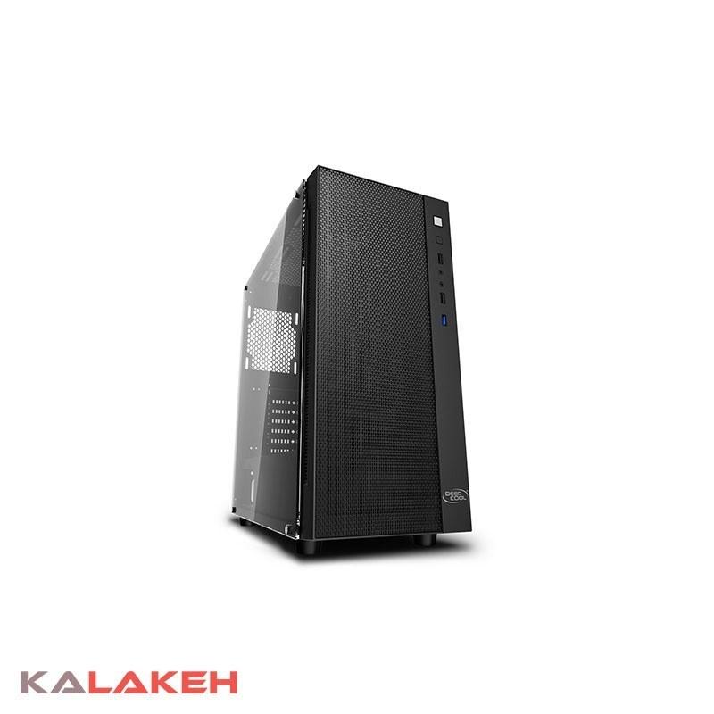 تصویر کیس کامپیوتر دیپ کول مدل MATREXX 55 MESH