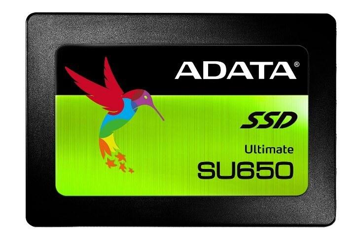 تصویر هارد اس اس دی ای دیتا SU650 - 120GB SSD Hard ADATA SU650 - 120GB